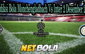 Prediksi Bola Monchengladbach Vs Inter 2 Desember 2020