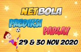 Prediksi Mix Parlay 29 dan 30 November 2020