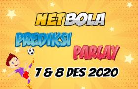Prediksi Mix Parlay 7 dan 8 Desember 2020