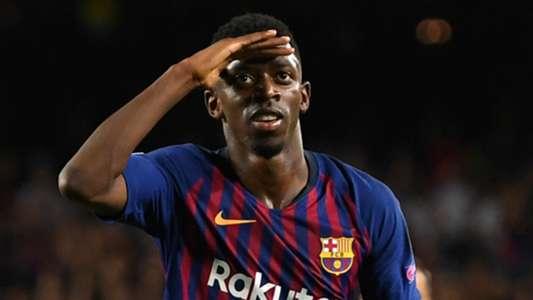 Man Chester United Siap Datangkan Ousmane Dembele Dari Barcelona