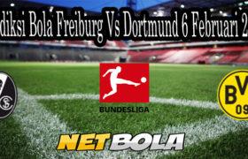 Prediksi Bola Freiburg Vs Dortmund 6 Februari 2021