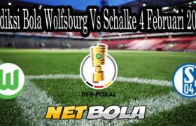 Prediksi Bola Wolfsburg Vs Schalke 4 Februari 2021