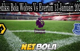 Prediksi Bola Wolves Vs Everton 13 Januari 2021