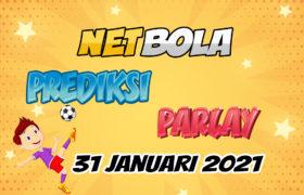 Prediksi Mix Parlay 31 Januari 2021