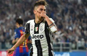 Barcelona Coba Angkut Paulo Dybala dari Juventus