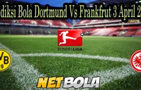 Prediksi Bola Dortmund Vs Frankfrut 3 April 2021