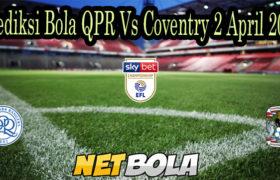 Prediksi Bola QPR Vs Coventry 2 April 2021