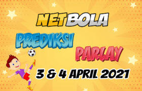 Prediksi Mix Parlay 3 dan 4 April 2021