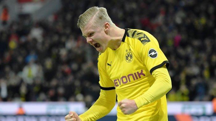 Erling Haaland Masi Betah Di Dortmund Musim Depan