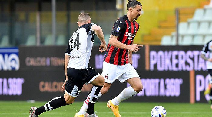 Ac Milan Resmi Perpanjang Kontrak Ibrahimovic