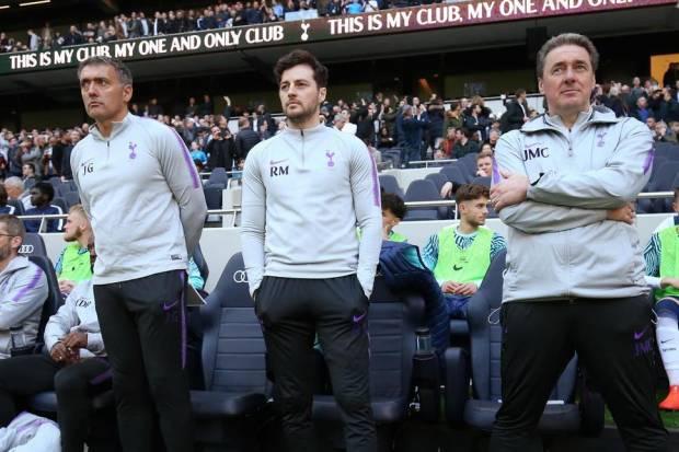 Tottenham Tunjuk Pelatih Baru Sementara