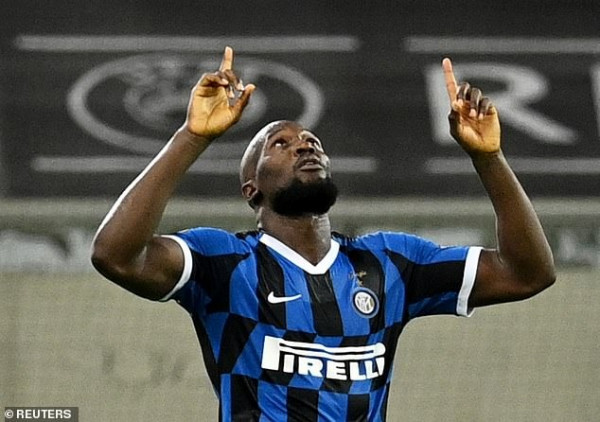 Inter Milan Juarai Liga Italia Seri A Bersama Lukaku