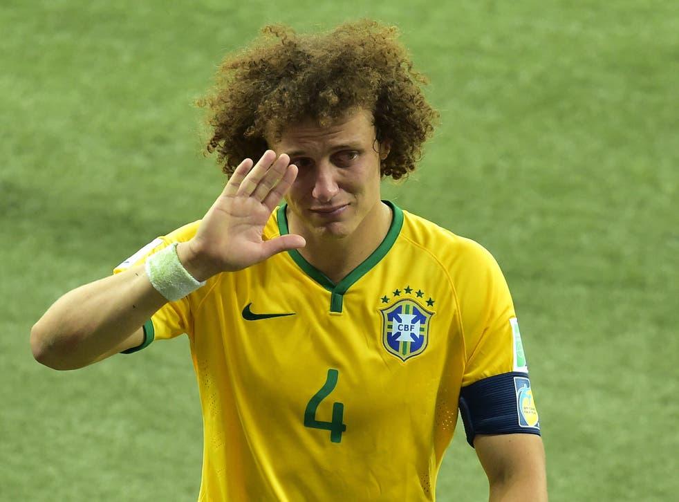 David Luiz Siap Berpisah Dengan Arseal Akhir Musim ini