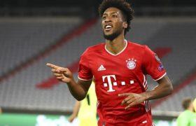 Kingsley Coman Kabarnya Ingin Cabut Dari Bayern Munchen