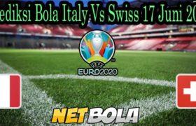 Prediksi Bola Italy Vs Swiss 17 Juni 2021
