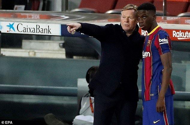Chelsea Coba Intip Peluang Datangkan Wonderkid Barcelona