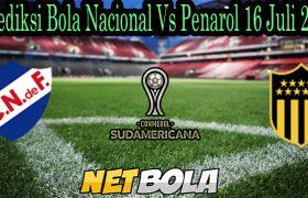 Prediksi Bola Nacional Vs Penarol 16 Juli 2021