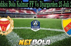 Prediksi Bola Kalmar FF Vs Djurgarden 25 Juli 2021