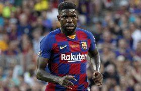 Umtiti Siap di Gratiskan Barcelona Ke Klub Lain