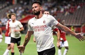 Olivier Giroud Buktikan Ketajamanya Bersama AC Milan