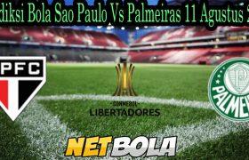 Prediksi Bola Sao Paulo Vs Palmeiras 11 Agustus 2021