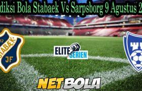 Prediksi Bola Stabaek Vs Sarpsborg 9 Agustus 2021