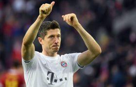 Rumor Robert Lewandowski Angkat Kaki Dari Bayermunchen