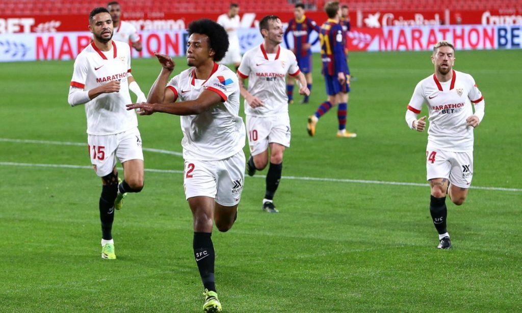 Tawaran Chelsea di Tolak Sevilla Buat Rekrut Jules Kounde