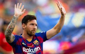 Lionel Messi Resmi Cabut Dari Barcelona