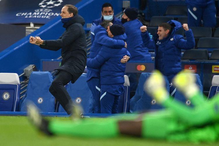 Chelsea di Nilai Mampu Saingi Manchester City