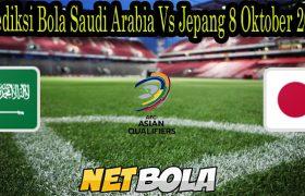 Prediksi Bola Saudi Arabia Vs Jepang 8 Oktober 2021